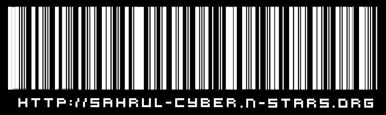 Sahrul-Cyber FORUM