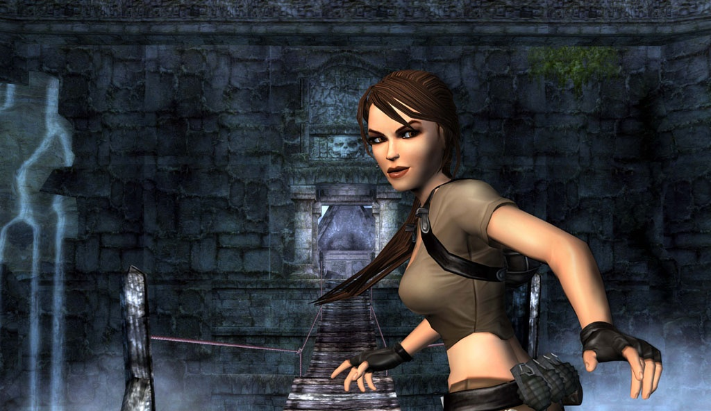 Lara Croft.Tomb Raider.