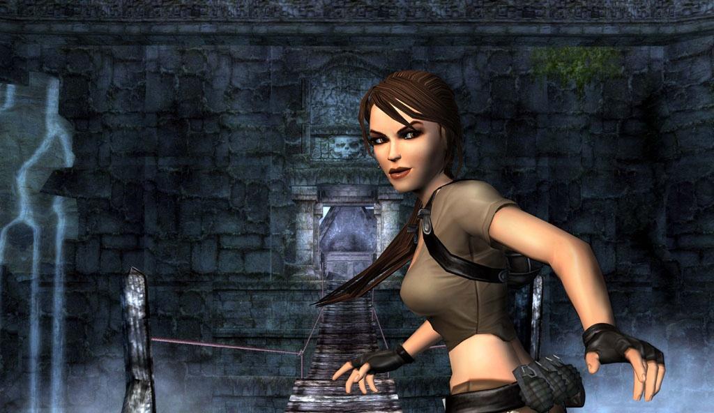 Lara Croft.Tomb Raider.