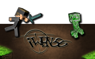 Wallpaper minecraft Signat10