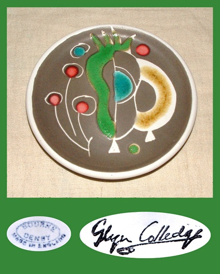 Denby Pottery (Derbyshire) Glyn_p10