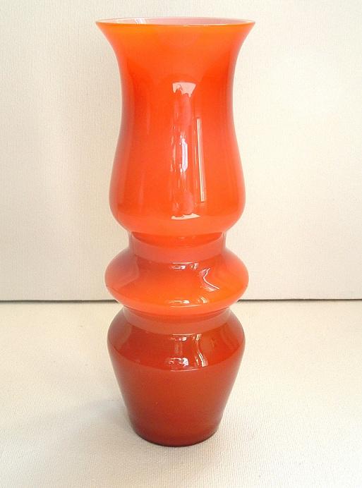 Palette Vase ID = RYD (Sweden) Red_pa10
