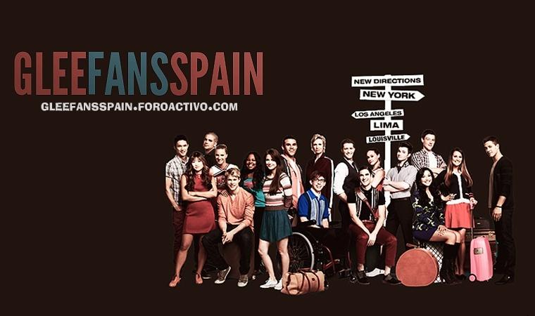 Glee Fans ESPAÑA