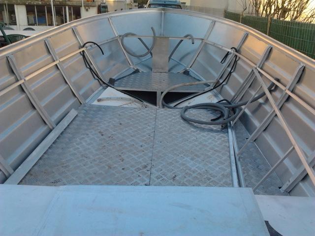 mon nouveau boat--conception et amménagements.... 2012-011