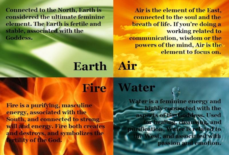 The Pagan Elements Elemen10