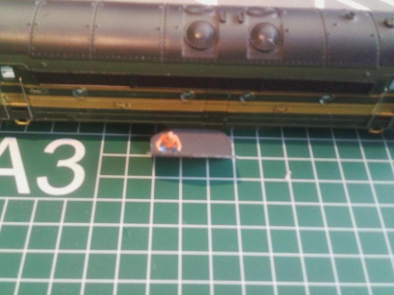 conducteur de loco Dc001922