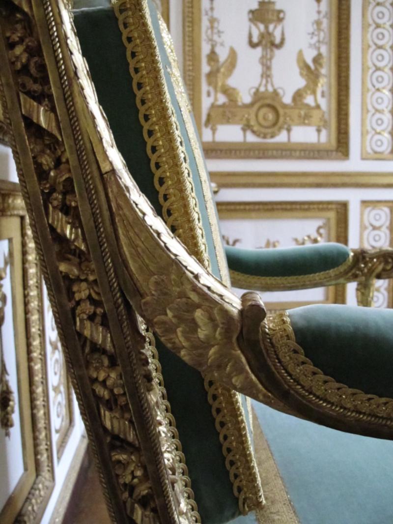 cabinet - Le cabinet doré de la Reine, aujourd'hui. Img_9318