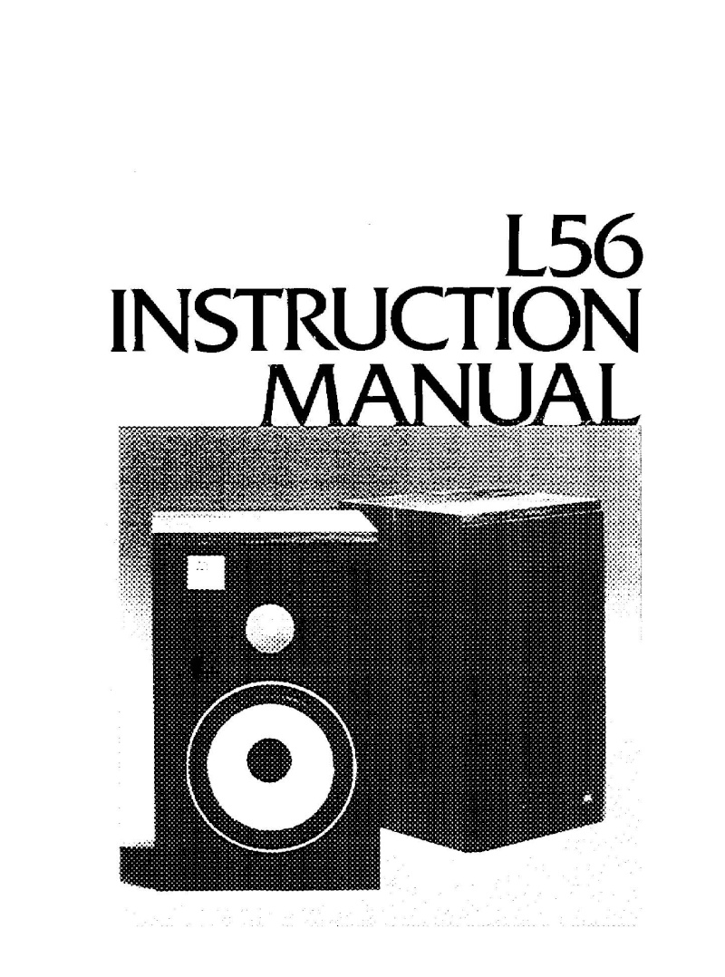 Modèle L56 Jbl-l510