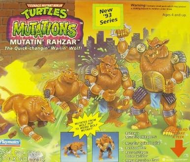 [Figurines] TMNT: Movie Star - Playmates (1990-1993)  Mutati11