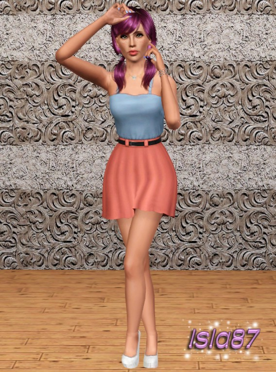 Simtech Exclusive! Layla Jensen - Amy's requested version.  Layla210