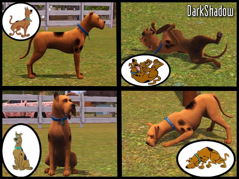 Scooby Doo by xdarkshadowx @ MTS Mts_xd11