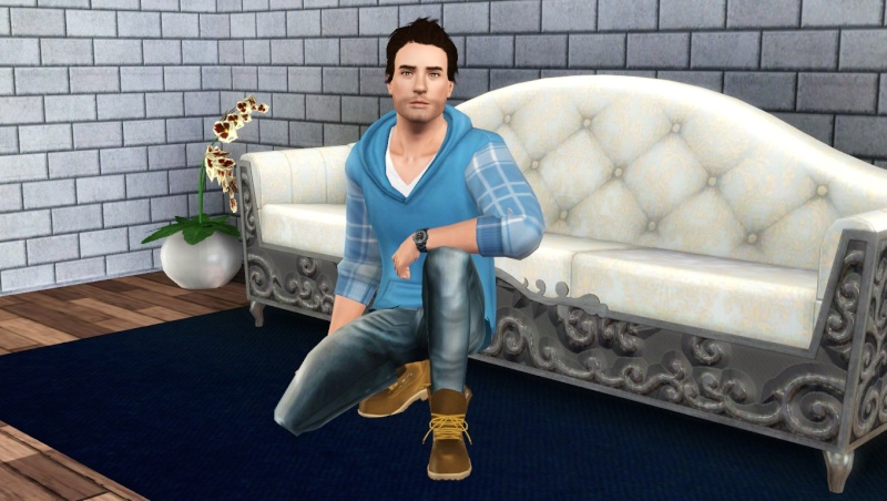 Henry Cavill - Eden's Requested Sim! Scree654