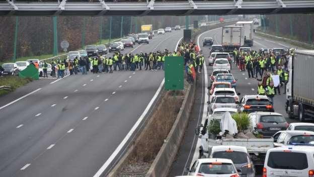 France: Toulouse est la «capitale» de l'acte XXII des «gilets jaunes»  Bbvtuy10