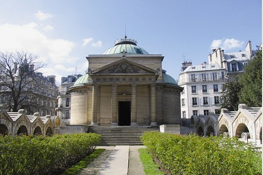 Trouvez le nom et le pays de ce monument ou ce lieu Chapel11