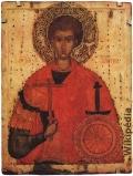 Le saint du jour Demetrius du 9 avril 2019  Demetr10
