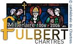 Le saint du jour Fulbert,Grégoire Le 10 avril 2019 Fulber10