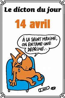 Le saint du jour Maxime le 14 avril 2019 Sans-t13