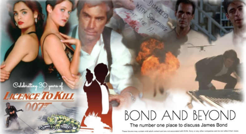 Bond And Beyond