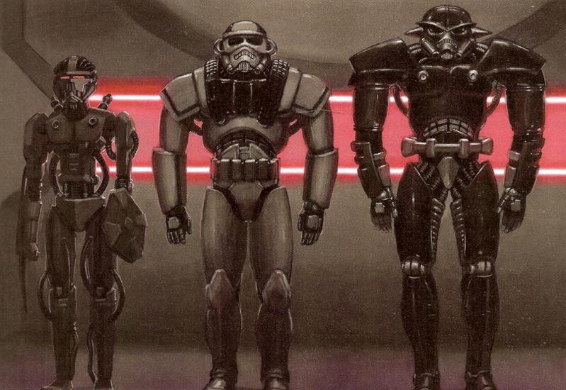 Les différents corps d'armée des Troupes Impériales Darktr10