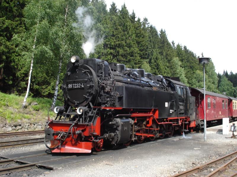 Dampf im Harz Harz2017