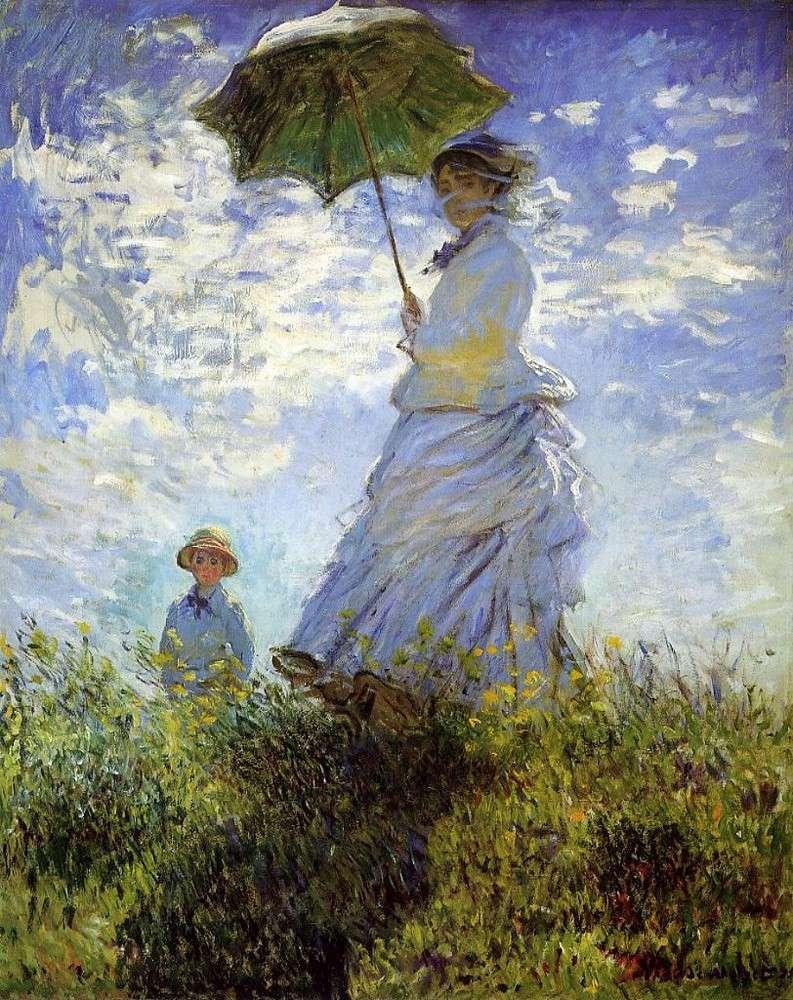 [peinture] Vos oeuvres préférées Monet-10