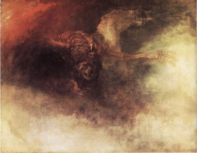 [peinture] Vos oeuvres préférées Turner10