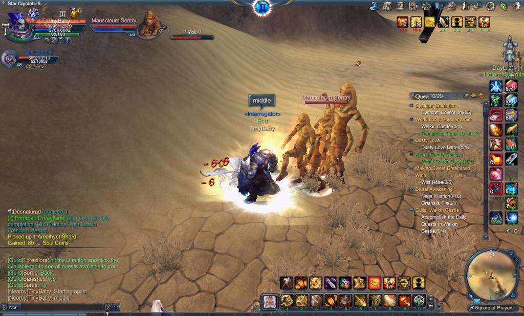 Forsaken World Screenshots 2011-014