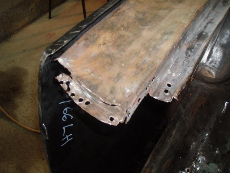 restauration ford mustang 1966 02110