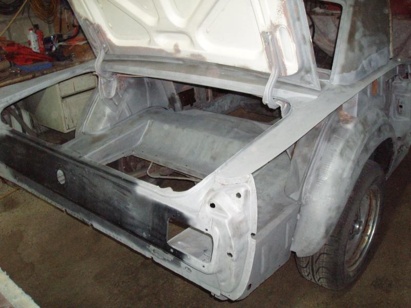 restauration ford mustang 1966 13mars11