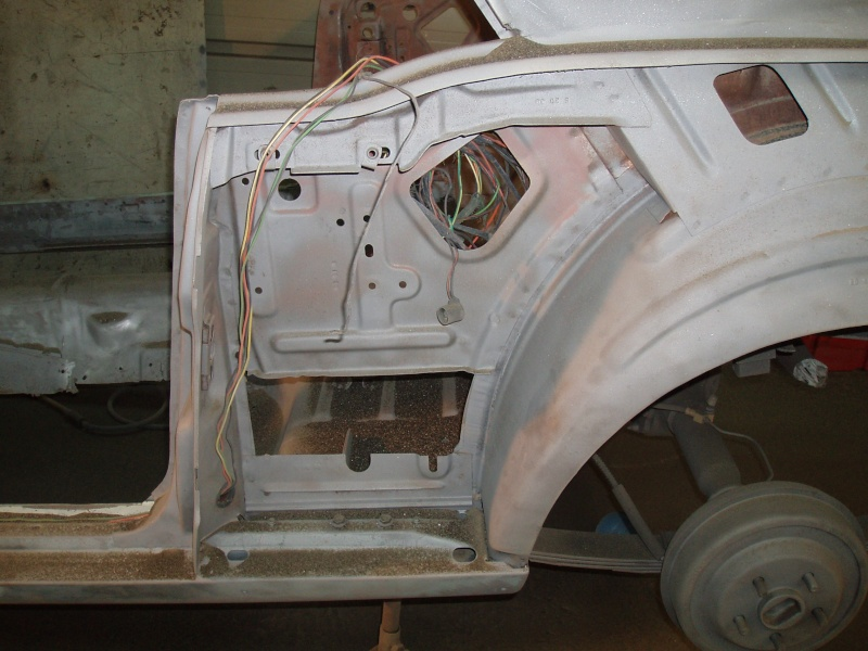 restauration ford mustang 1966 17avri11