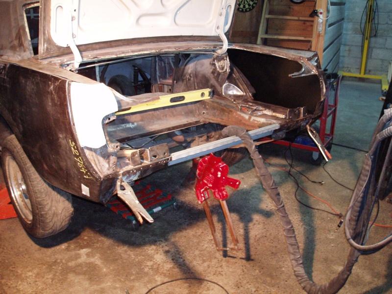 restauration ford mustang 1966 1decem13