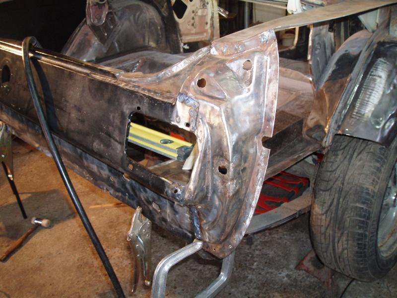 restauration ford mustang 1966 1decem16