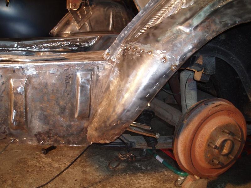 restauration ford mustang 1966 6decem10