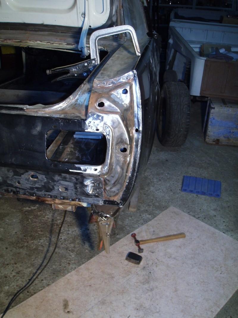 restauration ford mustang 1966 6decem11