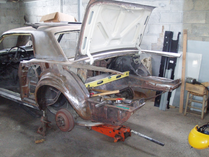 restauration ford mustang 1966 P1010010
