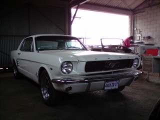 restauration ford mustang 1966 P2502010