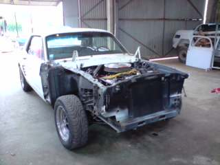 restauration ford mustang 1966 P2502011