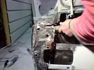 restauration ford mustang 1966 P2902011