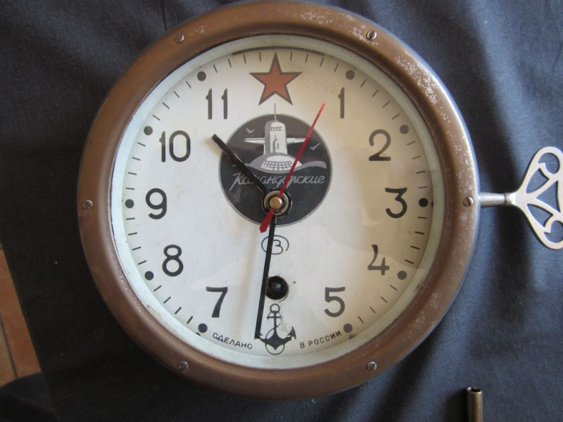Horloge des Sous-Marins Russe et Soviétique  Resize19