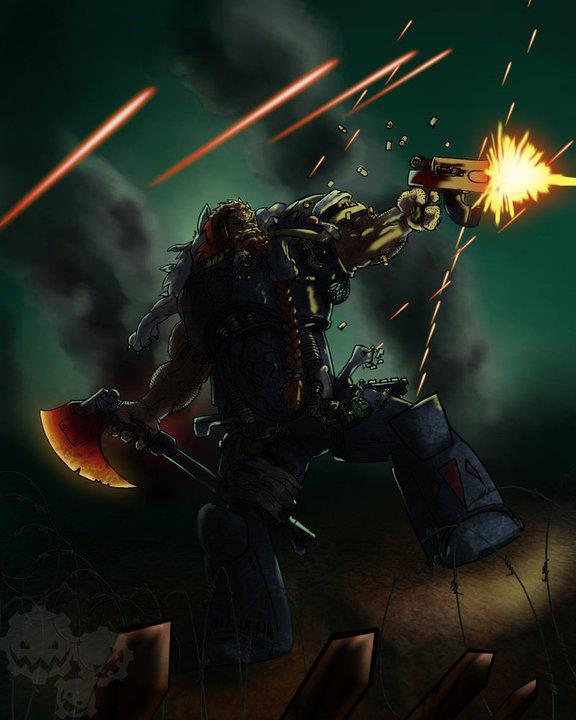 [W40K] Collection d'images : Space Marines - Page 2 31021910