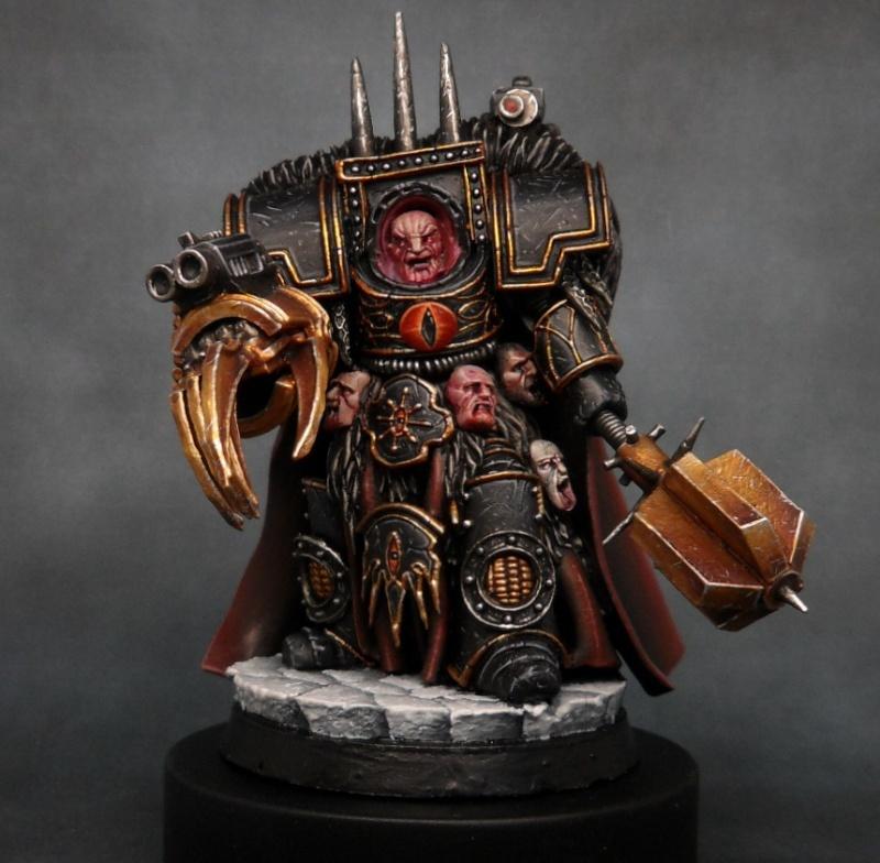 Warhammer 40K (figurines diverses trouvées sur internet! ) - Page 2 Horus_10