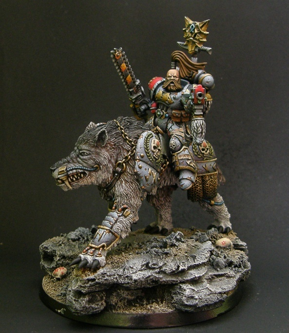 Mes figs : Space Wolves. - Page 2 Thunde10