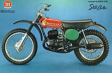 Cappra 250 VR 1973 et 1974 Cappra10