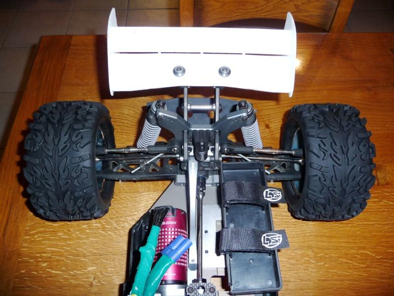 Amortisseurs Truggy Hyper ST P1020914
