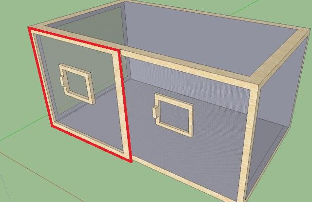 Projet de cage  Cage10