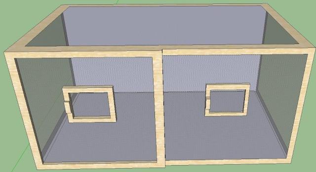 Projet de cage  Cage_n11