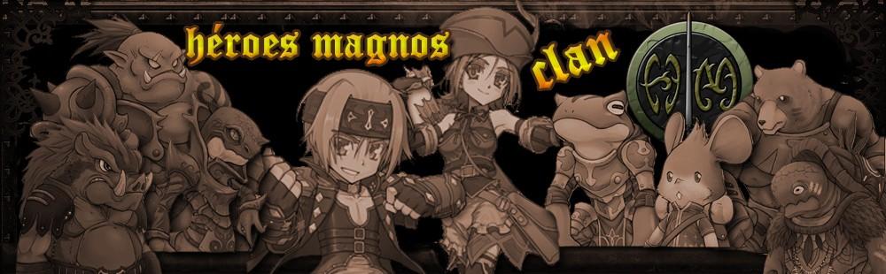 Héroes Magnos, Clan Eden Eternal
