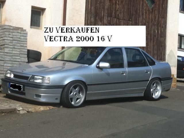 Vectra A 2000 16V C20XE 22786510