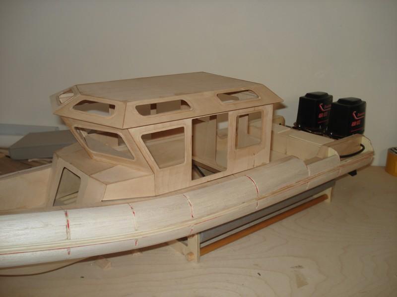 RB-S 25 ft COAST GUARD  - Page 2 Dsc05914