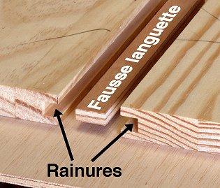 Besoin de conseils - Fraise pour rainurer en vue d'assembler en faux tenons Fausse10